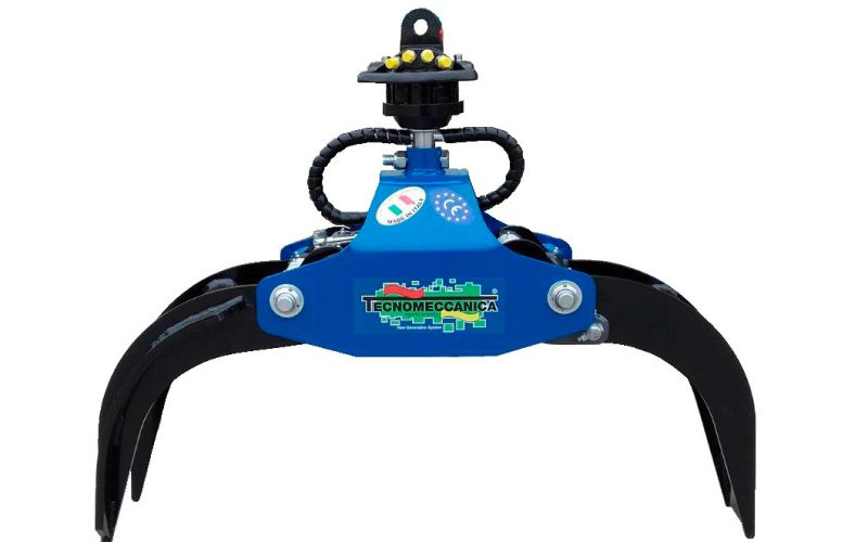 Hydraulic Grapple Standard - Blue Line Series